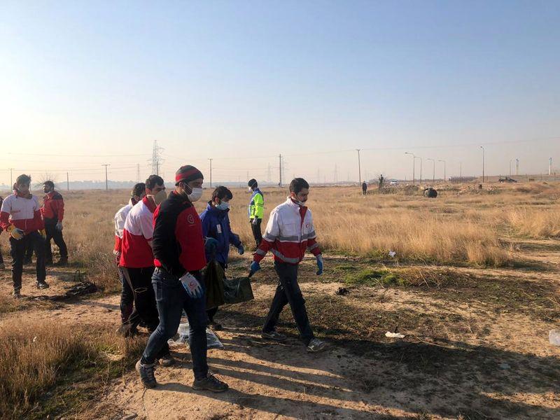 درگذشت فرزندان مدیرکل امور بینالملل وزارت بهداشت در حادثه سقوط هواپیما