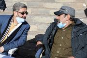 تاکید معاون سیما بر پشتیبانی تمام قد رسانه ملی از سریال سلمان فارسی/ساخت این سریال 4 سال طول می کشد