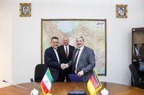 امضای سند همکاری هسته ای میان ایران و آلمان