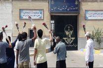 همه زندانیان مهریه و نفقه هرمزگان آزاد شدند