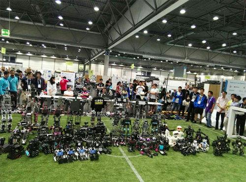اعزام تیم رباتیک دانشگاه امیرکبیر به مسابقات جهانی ژاپن