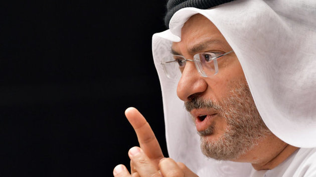 امارات سفر اردوغان به کشورهای عربی را بینتیجه خواند