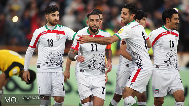 تیم ملی ایران تیم باشگاهی ایتالیا را شکست داد