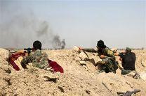 یورش ناکام تروریست های داعش به جنوب سامرا