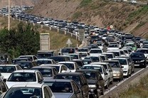 اعمال محدودیت ترافیکی در محور اردبیل - آستارا