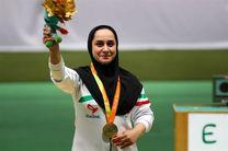 ساره جوانمردی نامزد دریافت عنوان بهترین ورزشکار سال 2018 شد
