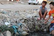 مرگ یک کودک بر اثر سقوط در جوی رو باز در اهواز
