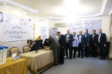 برگزاری انتخابات ریاست جمهوری در هشت شعبه اخذ رای در سوریه