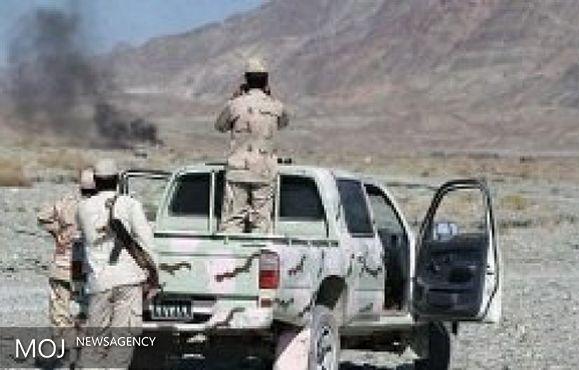 انهدام تیم تروریستی اشرار ضد انقلاب توسط سپاه سلماس