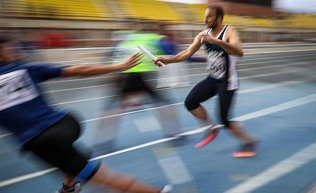انصراف تیم دوی ۴ در ۱۰۰ متر ایران