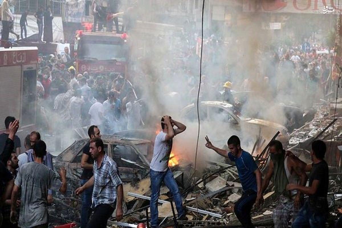 انفجار یک بمب در اردوگاه آوارگان فلسطینی در لبنان