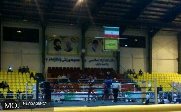 مسابقات بوکس قهرمانی کشور نوجوانان / مازندران جام را در خانه نگه داشت