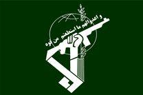 درگیری نیروهای سپاه با تروریست ها در شمالغرب کشور/ ۷ تروریست کشته و زخمی شدند