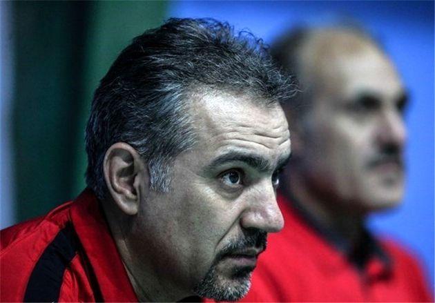 اعلام کادر فنی تیم ملی والیبال (ب)