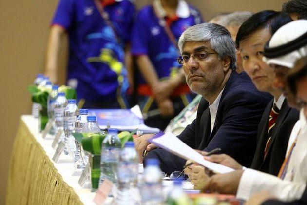 تلاش برای به رسمیت شناختن فدراسیون همبستگی کشورهای اسلامی توسط IOC