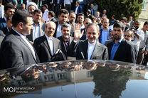 آیین بهره برداری از طرح ارتقاء کیفیت آب شرب جنوب تهران