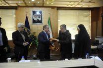 تفاهم نامه شهرداری رشت با کنگره هشت هزار شهید استان گیلان منعقد شد