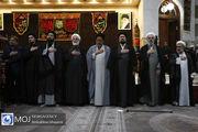 عزاداری شب عاشورای حسینی (ع) در مرقد مطهر امام خمینی (ره)