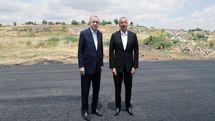 ارمنستان حضور اردوغان و علیاف در قرهباغ را محکوم کرد