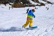 برگزاری رقابتهای اسنوبرد قهرمانی کشور پس از 10 سال