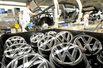 تولید بیش از ۴۰ مدل خودروی فولکس واگن متوقف شد