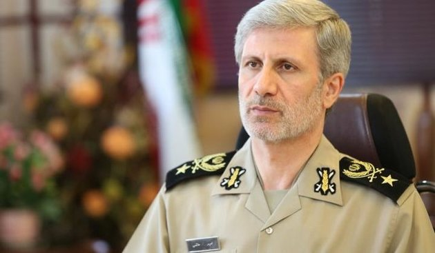 ایران اسلامی تحت تأثیر هیچ تهدید، تحریم و فشاری قرار نمی گیرد