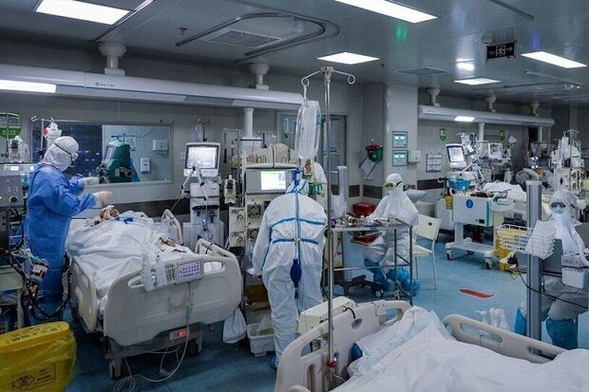 بستری شدن 42 بیمارجدید کرونایی در بیمارستان های منطقه کاشان / 25 بیمار در بخش مراقبت های ویژه