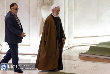 نمازجمعه تهران - ۲ اسفند ۱۳۹۸