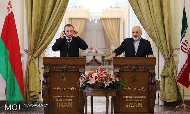 ایران آماده گسترش همکاریهای اقتصادی با بلاروس است