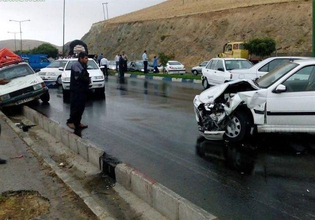 تصادف در محورهای مواصلاتی استان خراسان جنوبی یک کشته 9 مصدوم برجای گذاشت