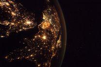 2 نمای خارقالعاده زمین از منظر فضا+تصاویر