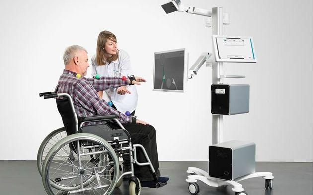 درمان مبتلایان به سکته با استفاده از واقعیت مجازی