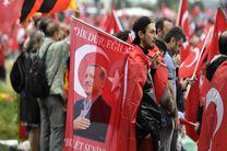 اردوغان خطاب به غرب: مردم منطقه را رهاکنید