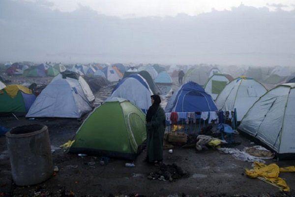 آتش سوزی در کمپ پناهجویان در سوئد/ 20 نفر زخمی شدند