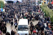 ۸۰۰ هزار زائر اربعین به کشور بازگشتند
