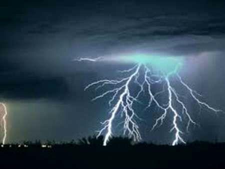 وزش باد شدید، رعدو برق و رگبار پراکنده باران طی 2 روز آینده