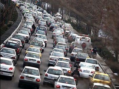 آخرین وضعیت ترافیکی و جوی جاده ها در 30 اردیبهشت