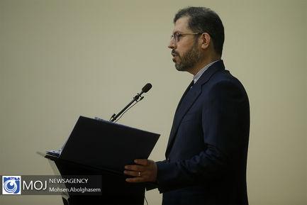 نشست خبری پایانی سخنگوی وزارت امور خارجه در سال ۹۹