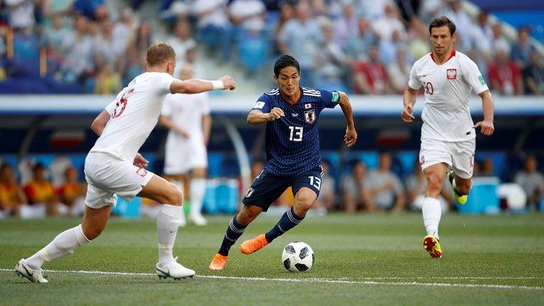 نتیجه بازی ژاپن و لهستان در جام جهانی/صعود ژاپن به لطف برد کلمبیا