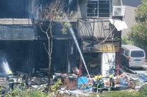 انفجار در چین 57 کشته و مجروح برجا گذاشت