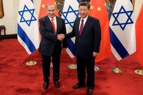 نتانیاهو با رئیسجمهور چین در پکن دیدار کرد