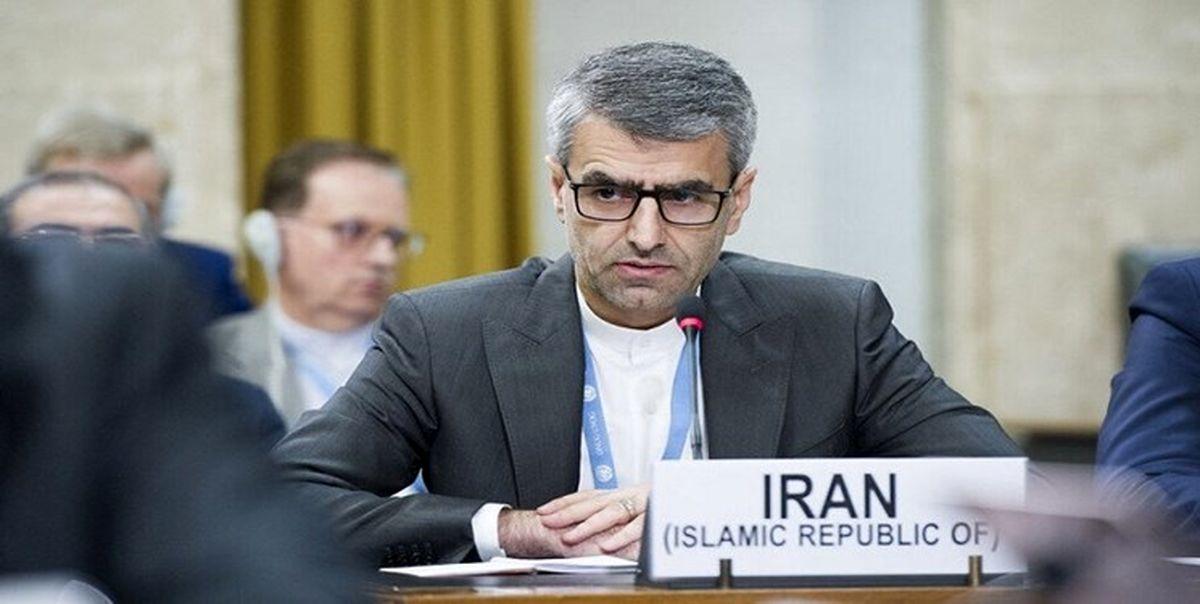 طرف خاطی و ناقض برجام باید به تعهداتش برگردد، نه ایران!