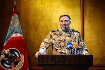 امیر حیدری: سعی داریم قدرت توپخانهای را افزایش دهیم