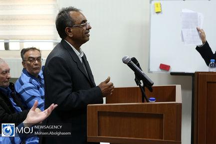 سومین دادگاه رسیدگی به پرونده داریوش امان کی و ۴ متهم دیگر ارزی