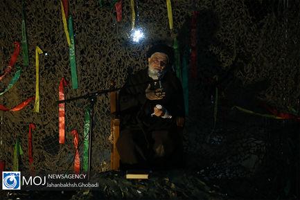 احیای شب بیست و سوم ماه مبارک رمضان در مساجد پردیسان قم
