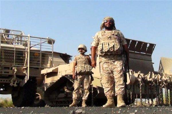 خروج نظامیان اماراتی از یکی از پایگاه های خود در جنوب یمن