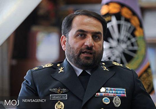 فرزاد اسماعیلی برای سالروز تشکیل قرارگاه پدافند هوایی پیام داد