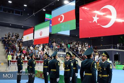 روز دوم مسابقات بازیهای کشورهای اسلامی