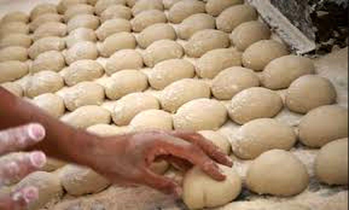 رعایت بهداشت فردی توسط 79 درصد نانوایی های همدان/ پلمپ 10 نانوایی