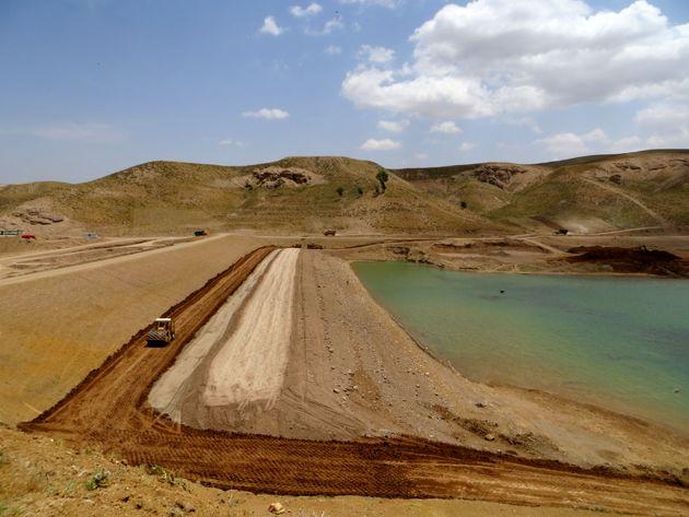 آغاز ساخت بزرگترین سد لاستیکی ایران در آستارا